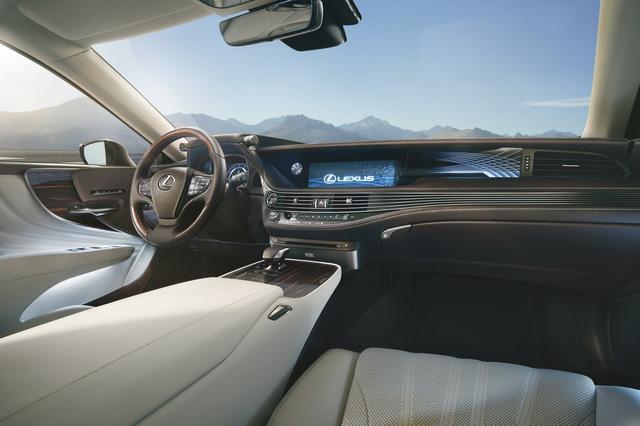 Lexus LS 2018 trình làng, Mercedes-Benz S-Class hãy coi chừng! - Ảnh 10.