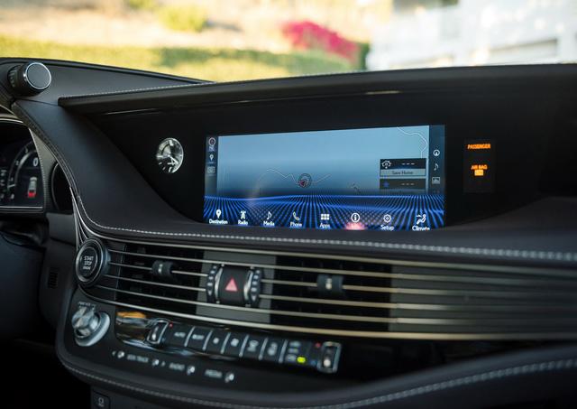 Lexus LS 2018 trình làng, Mercedes-Benz S-Class hãy coi chừng! - Ảnh 13.