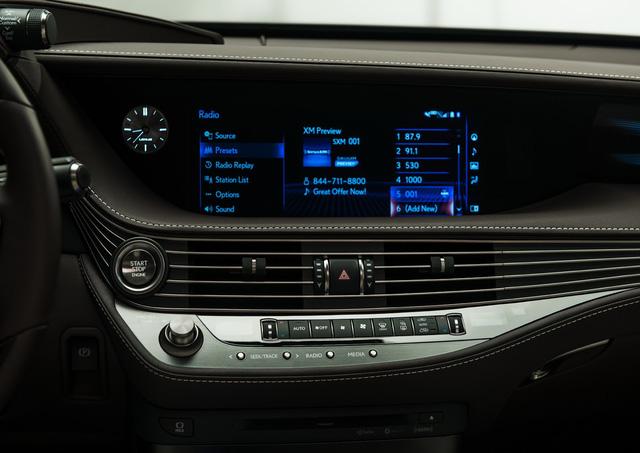 Lexus LS 2018 trình làng, Mercedes-Benz S-Class hãy coi chừng! - Ảnh 14.