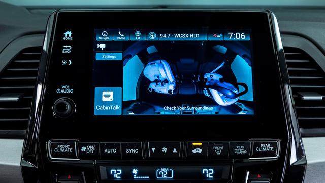 Honda Odyssey 2018 với thiết kế khác xe ở Việt Nam chính thức được vén màn - Ảnh 11.