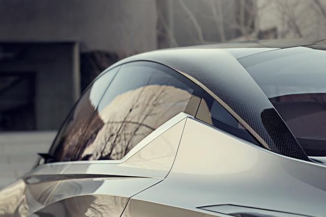Nissan Vmotion 2.0 - Xe ý tưởng sở hữu thiết kế cực sexy - Ảnh 6.