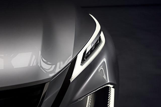Nissan Vmotion 2.0 - Xe ý tưởng sở hữu thiết kế cực sexy - Ảnh 9.