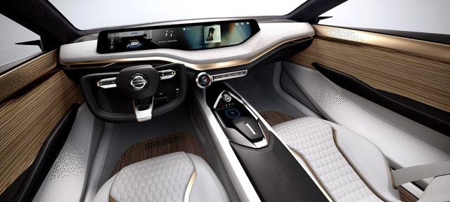 Nissan Vmotion 2.0 - Xe ý tưởng sở hữu thiết kế cực sexy - Ảnh 11.