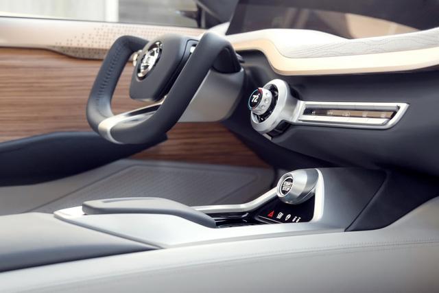 Nissan Vmotion 2.0 - Xe ý tưởng sở hữu thiết kế cực sexy - Ảnh 13.