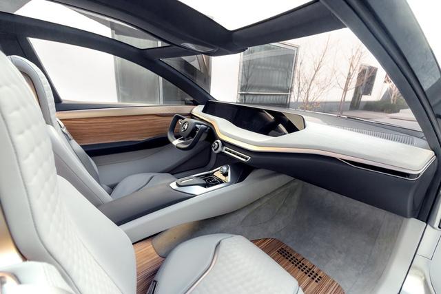 Nissan Vmotion 2.0 - Xe ý tưởng sở hữu thiết kế cực sexy - Ảnh 14.