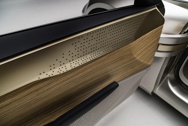Nissan Vmotion 2.0 - Xe ý tưởng sở hữu thiết kế cực sexy - Ảnh 17.