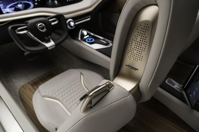 Nissan Vmotion 2.0 - Xe ý tưởng sở hữu thiết kế cực sexy - Ảnh 18.
