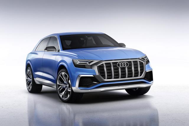 Vén màn SUV hạng sang công nghệ cao Audi Q8 - Ảnh 5.