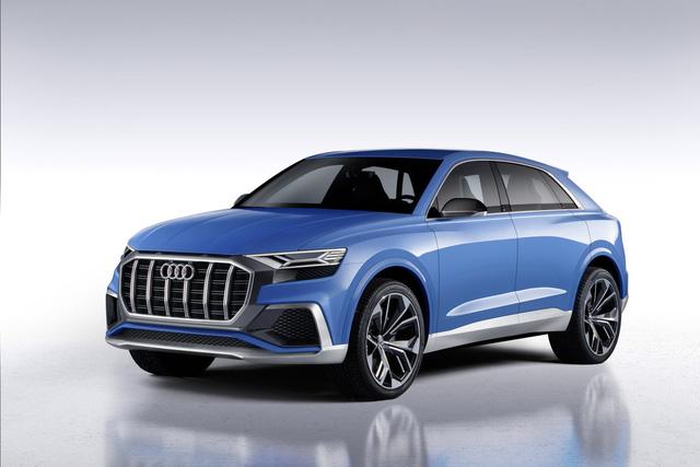 Vén màn SUV hạng sang công nghệ cao Audi Q8 - Ảnh 17.