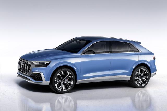 Vén màn SUV hạng sang công nghệ cao Audi Q8 - Ảnh 7.