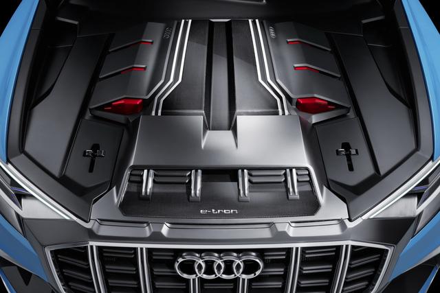 Vén màn SUV hạng sang công nghệ cao Audi Q8 - Ảnh 15.