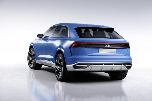 Vén màn SUV hạng sang công nghệ cao Audi Q8 - Ảnh 16.