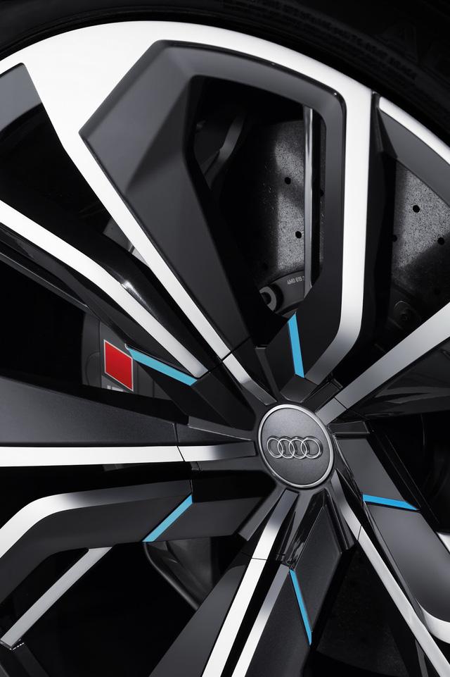 Vén màn SUV hạng sang công nghệ cao Audi Q8 - Ảnh 8.