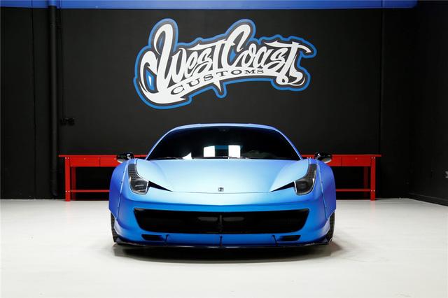 Justin Bieber rao bán siêu xe Ferrari 458 Italia độ Liberty Walk - Ảnh 4.