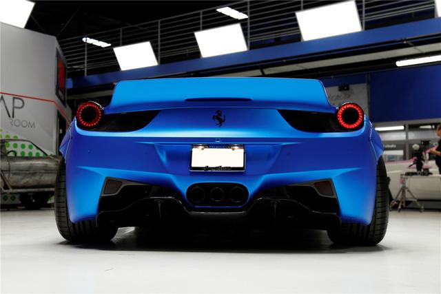 Justin Bieber rao bán siêu xe Ferrari 458 Italia độ Liberty Walk - Ảnh 7.