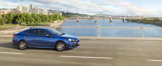 Subaru Impreza 2017 ra mắt Đông Nam Á với giá gần 1,7 tỷ Đồng - Ảnh 1.