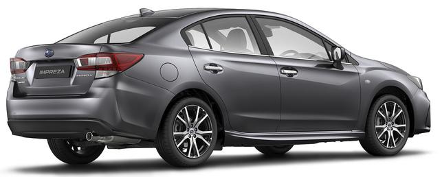 Subaru Impreza 2017 ra mắt Đông Nam Á với giá gần 1,7 tỷ Đồng - Ảnh 5.