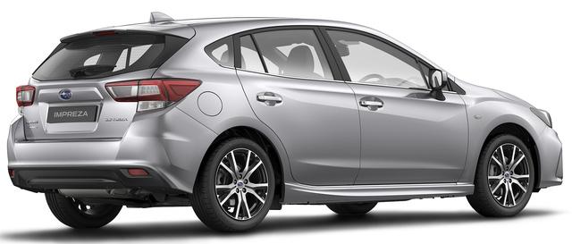 Subaru Impreza 2017 ra mắt Đông Nam Á với giá gần 1,7 tỷ Đồng - Ảnh 6.
