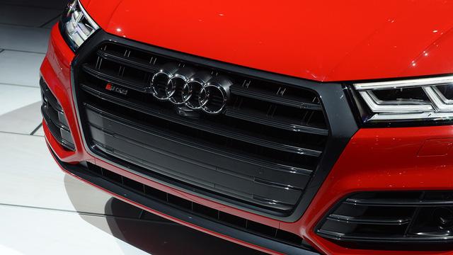 Mục sở thị thiết kế của SUV hạng sang Audi SQ5 2018 - Ảnh 3.