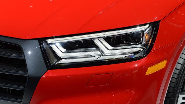 Mục sở thị thiết kế của SUV hạng sang Audi SQ5 2018 - Ảnh 4.