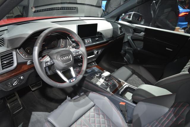 Mục sở thị thiết kế của SUV hạng sang Audi SQ5 2018 - Ảnh 5.