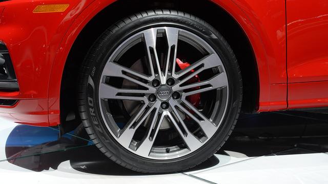 Mục sở thị thiết kế của SUV hạng sang Audi SQ5 2018 - Ảnh 12.