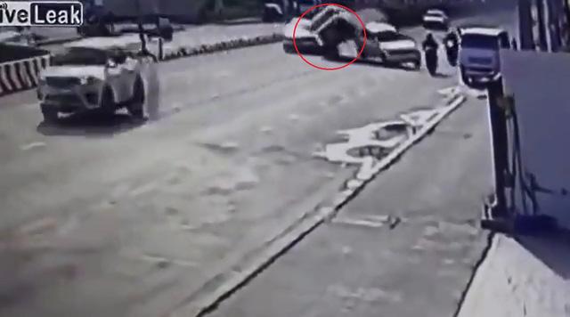 Xe bán tải đua tốc độ, gián tiếp khiến một người đi xe máy tử vong - Ảnh 3.