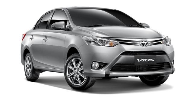 Honda City nâng cấp ra mắt, Toyota Vios 2017 cũng rục rịch trình làng vào tuần sau - Ảnh 2.