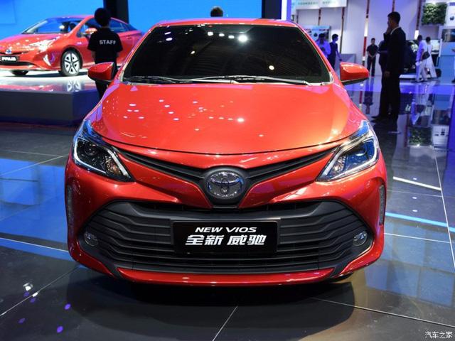 Honda City nâng cấp ra mắt, Toyota Vios 2017 cũng rục rịch trình làng vào tuần sau - Ảnh 3.