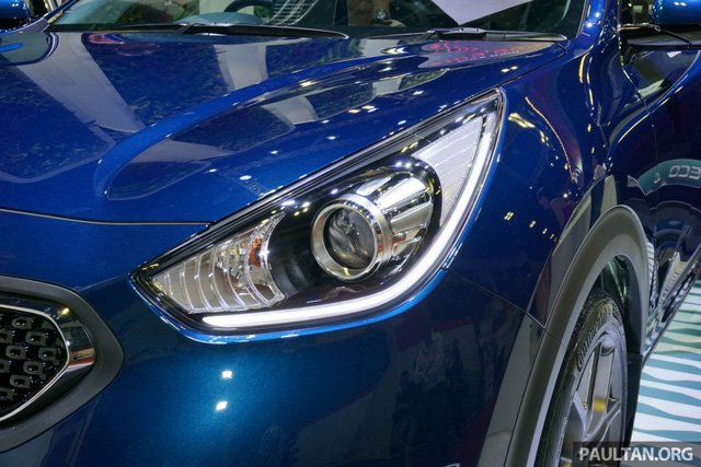 Xe crossover siêu tiết kiệm xăng Kia Niro ra mắt Đông Nam Á - Ảnh 10.