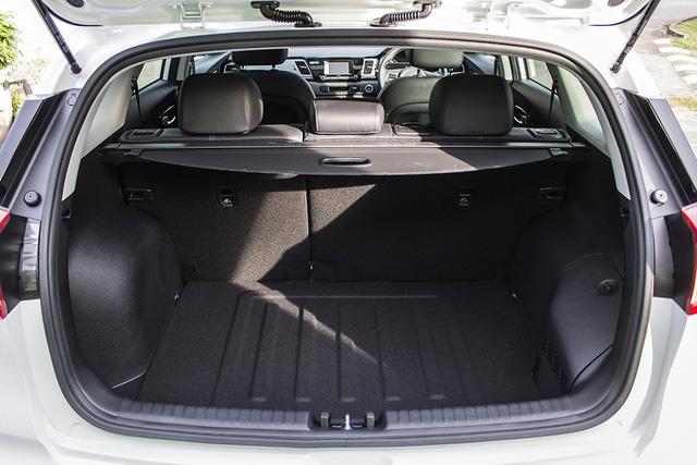 Xe crossover siêu tiết kiệm xăng Kia Niro ra mắt Đông Nam Á - Ảnh 14.