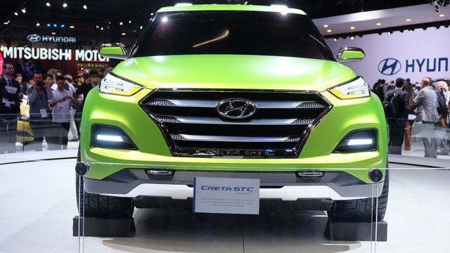 Hyundai Creta phiên bản bán tải sẽ ra mắt vào năm 2018 - Ảnh 3.