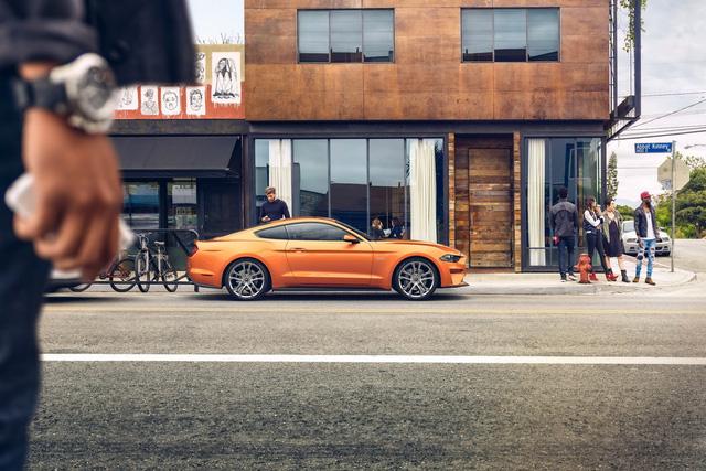 Ford Mustang 2018 chính thức trình làng với thiết kế và trang bị mới - Ảnh 3.