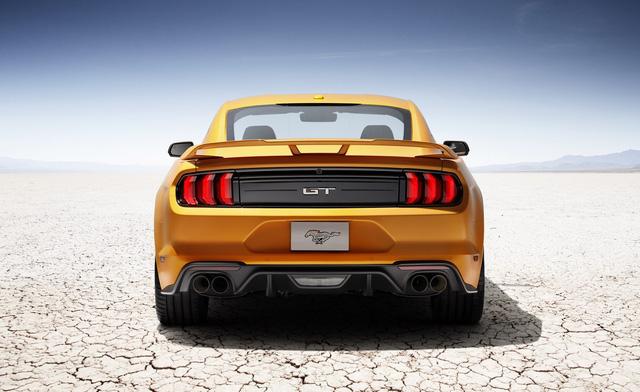 Ford Mustang 2018 chính thức trình làng với thiết kế và trang bị mới - Ảnh 4.
