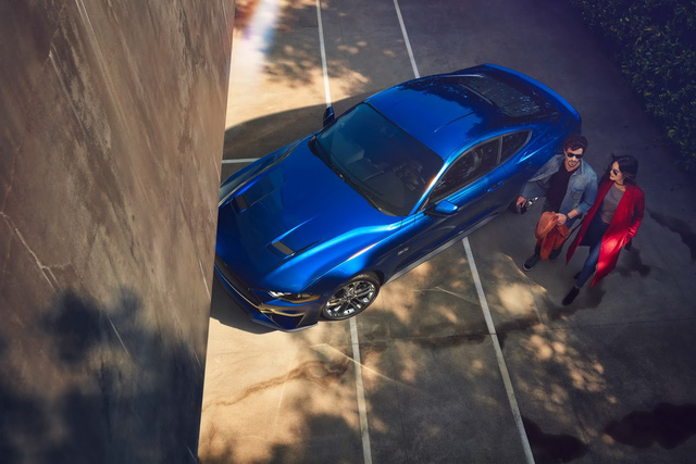 Ford Mustang 2018 chính thức trình làng với thiết kế và trang bị mới - Ảnh 5.