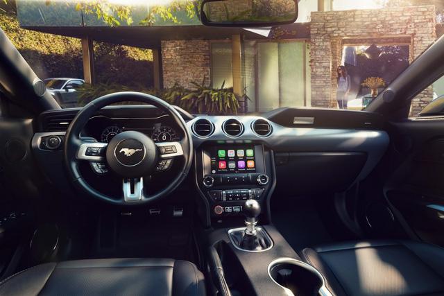 Ford Mustang 2018 chính thức trình làng với thiết kế và trang bị mới - Ảnh 6.