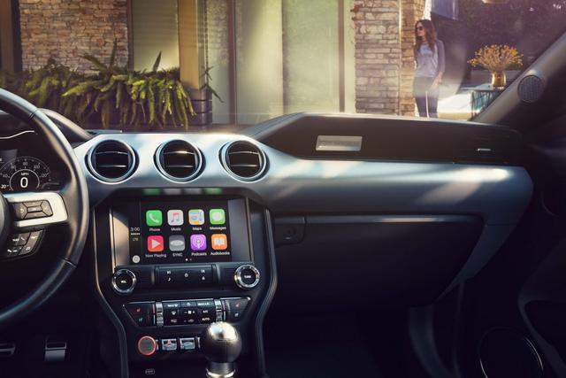 Ford Mustang 2018 chính thức trình làng với thiết kế và trang bị mới - Ảnh 8.