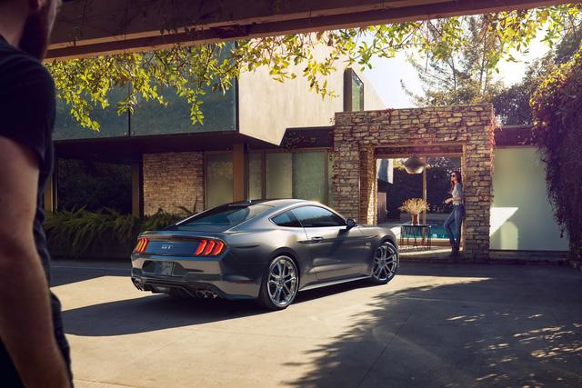 Ford Mustang 2018 chính thức trình làng với thiết kế và trang bị mới - Ảnh 10.
