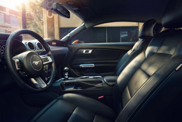 Ford Mustang 2018 chính thức trình làng với thiết kế và trang bị mới - Ảnh 11.