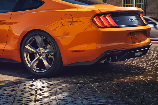 Ford Mustang 2018 chính thức trình làng với thiết kế và trang bị mới - Ảnh 12.