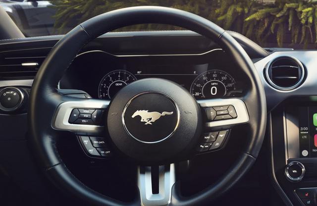 Ford Mustang 2018 chính thức trình làng với thiết kế và trang bị mới - Ảnh 13.