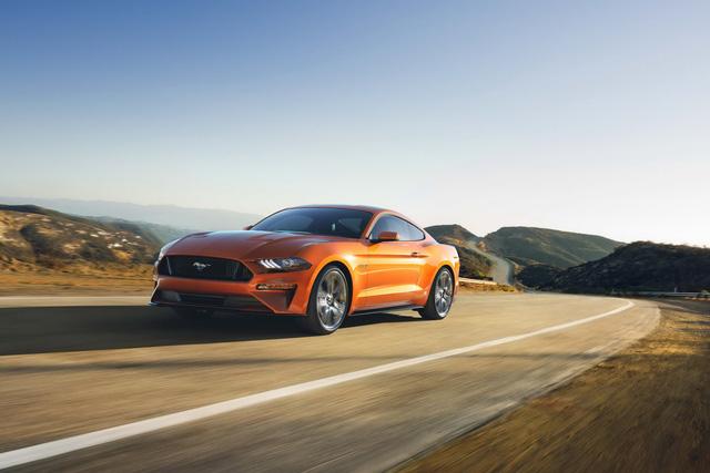 Ford Mustang 2018 chính thức trình làng với thiết kế và trang bị mới - Ảnh 14.