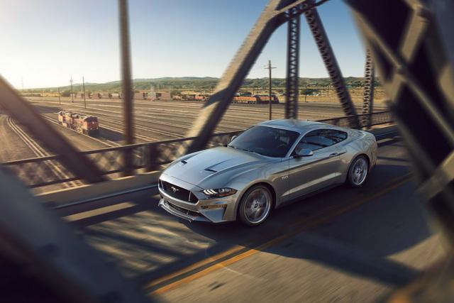 Ford Mustang 2018 chính thức trình làng với thiết kế và trang bị mới - Ảnh 15.