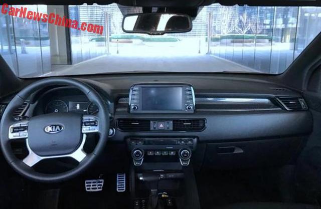 SUV 7 chỗ Kia KX7 phiên bản sản xuất lộ diện với thiết kế khác Sorento - Ảnh 4.