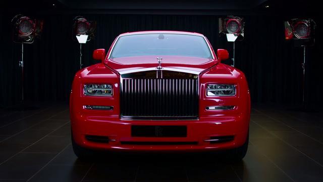 Chi tiết cặp đôi Rolls-Royce Phantom hàng thửa đắt nhất thế giới của tỷ phú Hồng Kông - Ảnh 4.