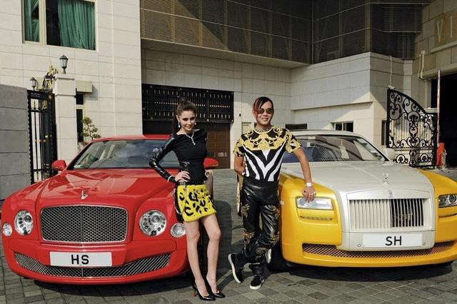 Chi tiết cặp đôi Rolls-Royce Phantom hàng thửa đắt nhất thế giới của tỷ phú Hồng Kông - Ảnh 14.