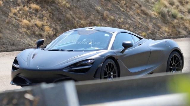 Siêu xe McLaren 720S hoàn toàn mới bất ngờ lộ diện - Ảnh 1.