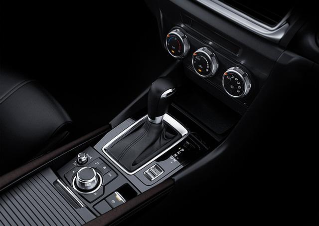 Mazda3 2017 chính thức ra mắt Đông Nam Á với giá 542 triệu Đồng - Ảnh 4.