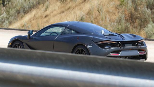 Siêu xe McLaren 720S hoàn toàn mới bất ngờ lộ diện - Ảnh 2.