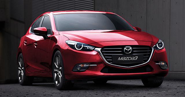 Mazda3 2017 chính thức ra mắt Đông Nam Á với giá 542 triệu Đồng - Ảnh 5.